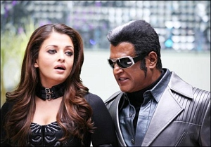 Still from Endhiran [Image]